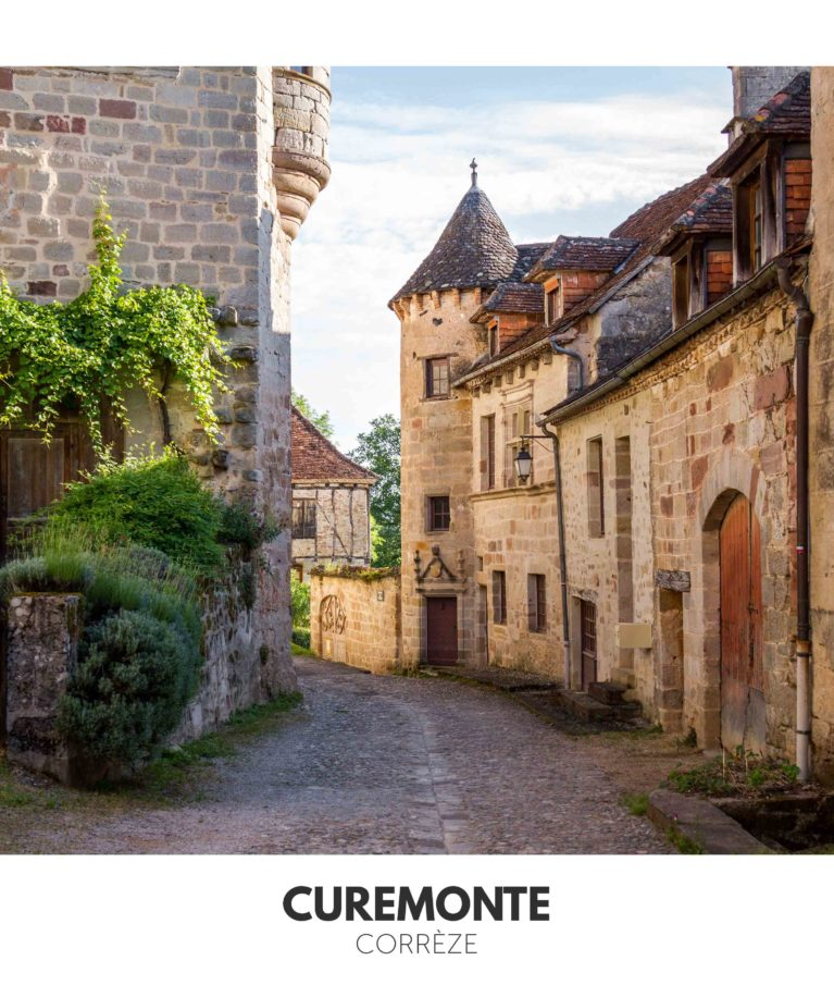 Poster photo - Curemonte